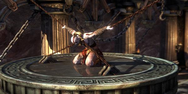 God Of War Ascension Una Version Mas Light Y Multijugador De