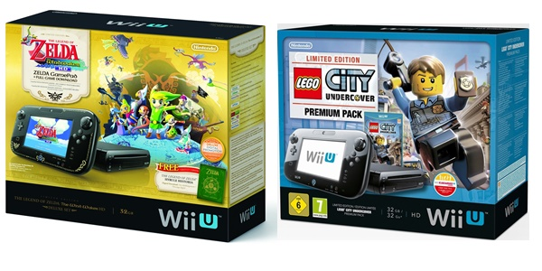 Wii U Rebajara Su Precio De Consola E Incluira Nuevos Packs
