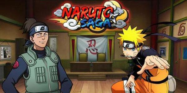 Naruto Saga Online Games Todos Tus Juegos Online Para Pc Mac Y