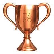 trofeo bronce ps4