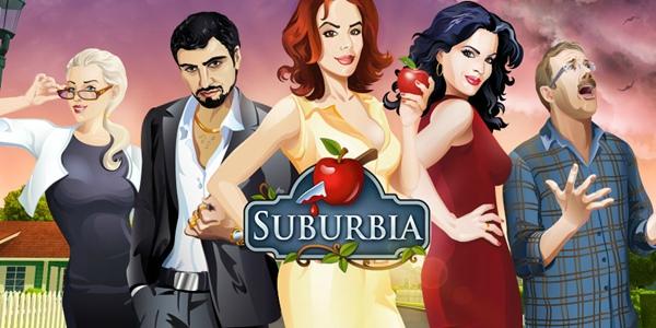 Suburbia Relacionate Y Create Un Personaje Virtual Online Games
