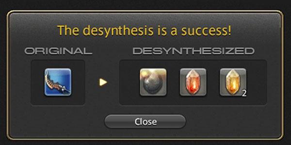 final-fantasy-14-screenshot-desynthesis-success