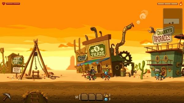 SteamWorld Dig 01