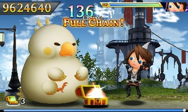 Theatrhythm Final Fantasy Curtain Call 02