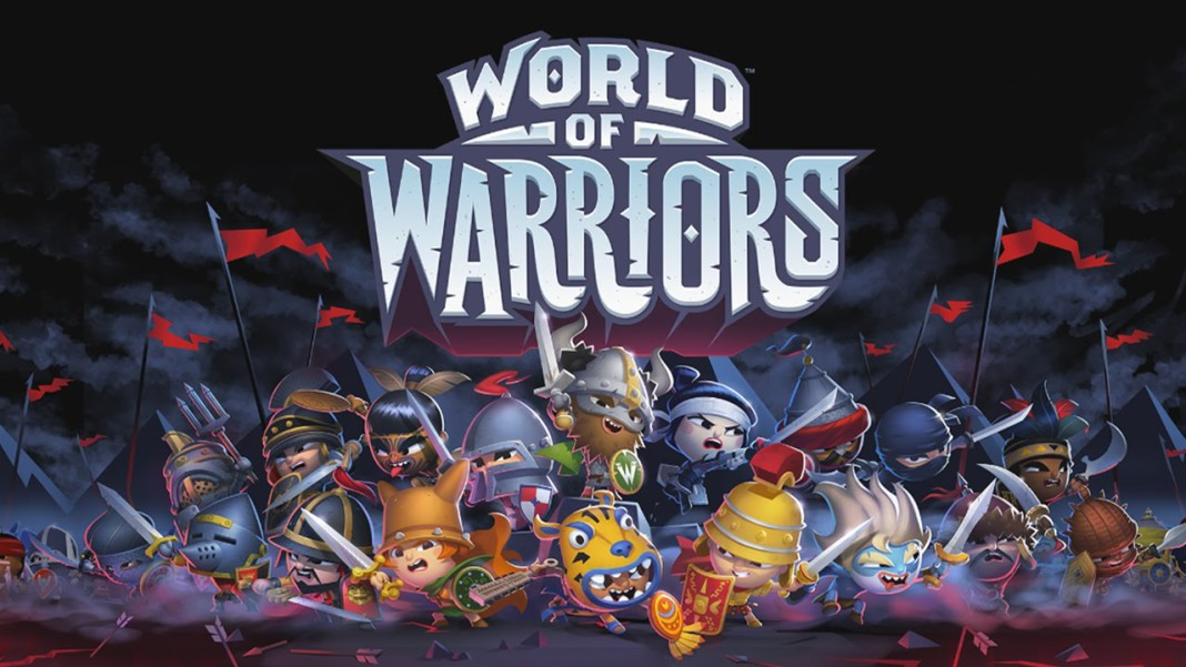 World of Warriors llega a PS4