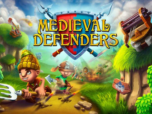 medieval-defenders