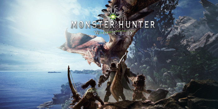 Monster Hunter World Videojuego