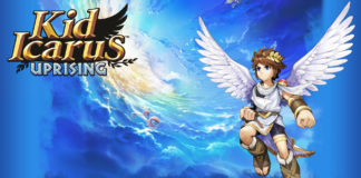 Kid Icarus Uprising videojuego
