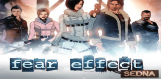 Fear Effect Sedna videojuego