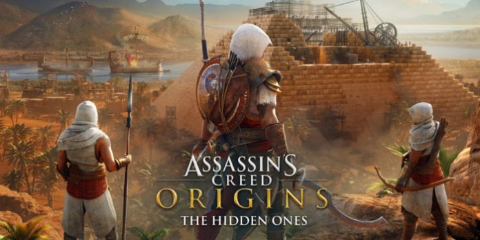 Assassin's Creed Origins Videojuego